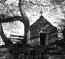 Cardoness Chapel by calkarima
