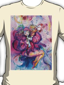 MUSICAL PINK CLOWN T-Shirt