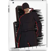 Man in the Mask iPad Case/Skin