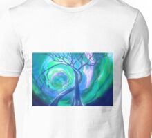 Surreal Landscape - Inner Peace by ANGIECLEMENTINE Unisex T-Shirt