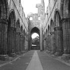 Kirkstall Abbey, Leeds by Mishimoto