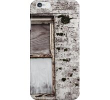 Boarded iPhone Case/Skin