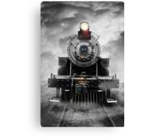 Dream Train Canvas Print