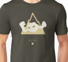 Pokemon Type - Rock Unisex T-Shirt