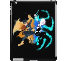Batgirl and Spider Gwen iPad Case/Skin