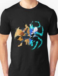 Batgirl and Spider Gwen T-Shirt