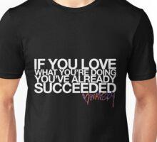 """Watsky Lyric #5"" Unisex T-Shirt"