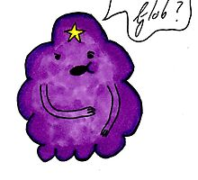 Lumpy Space Princess by Aphina