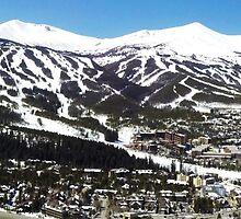 Breckenridge, Colorado Peak 6, 7, 8, 9, and 10 by zaxyn
