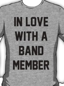 BAND MEMBER T-Shirt