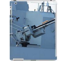 maritime heavy kalashnikov machine gun  iPad Case/Skin