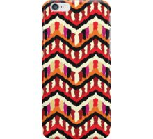 Painted Hippie or Boho Ethnic Pattern iPhone Case/Skin