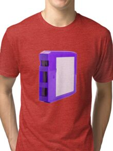 Eight Track Tape Tri-blend T-Shirt