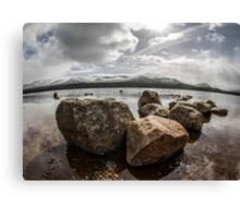 Loch Pitulich Canvas Print