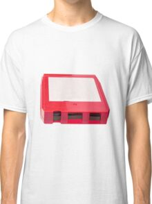 Red Eight Track Tape Classic T-Shirt