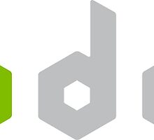 Node.js logo by manriquesoto