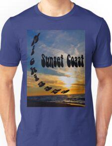 Michigan's Sunset Coast Unisex T-Shirt