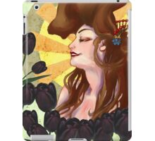 Art Nouveau Inspired Poster iPad Case/Skin