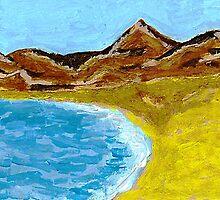 the wishful land of paradsice by StuartBoyd