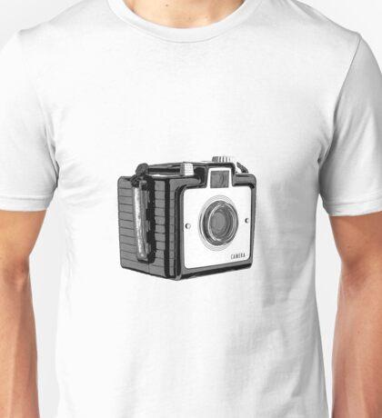 Vintage Box Camera Unisex T-Shirt