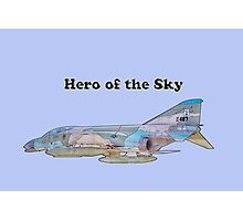 Hero of the Sky - Viet Nam Era Phantom Jet Photographic Print