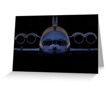 Royal Air Force VC-10 ZD241 Greeting Card