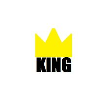 Pixelated King Crown by DrDowfin