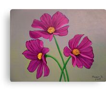 Gift of spring Canvas Print