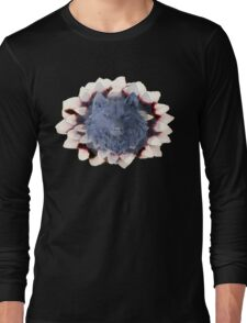 Flowers or blood  Long Sleeve T-Shirt