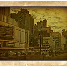 Behind the Madison Square garden by egold