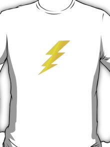 Zap Bang Cartoon Lightening Bolt Cell Phone Case T-Shirt