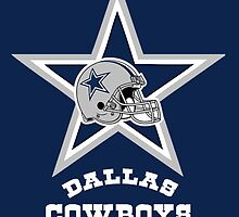 Texas Dallas Cowboys by Daniel9900