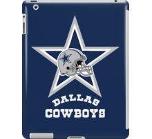 Texas Dallas Cowboys iPad Case/Skin