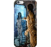 Time Painting 001 iPhone Case/Skin