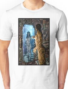 Time Painting 001 Unisex T-Shirt
