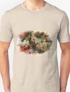 Spring Splendor - Spring Flowers Design T-Shirt