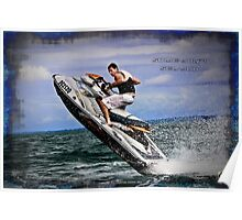 Some Don't - Sea Doo Poster