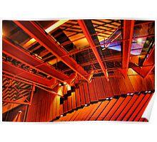 Opera House interior I Poster