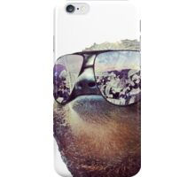 Big Money Sloth iPhone Case/Skin