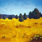 Golden Fields by Patty Vogler