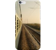 Eastbound  iPhone Case/Skin