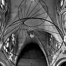spirals. barcelona, spain by tim buckley | bodhiimages