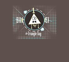 Bill Ci the Triangle Guy Unisex T-Shirt