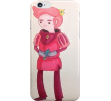 prince gumball iPhone Case/Skin