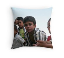 Specially for his fan-club (1) Throw Pillow