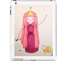 pricess bubblegum iPad Case/Skin