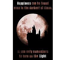 Harry potter: Happiness Photographic Print