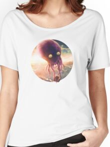 Octopus Riders Women's Relaxed Fit T-Shirt
