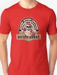 pirate poker T-Shirt