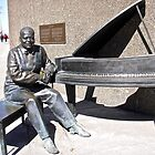 Oscar Peterson by Shulie1
